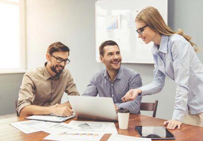 Materiały szkoleniowe: szkolenie okresowe BHP online dla pracowników administracyjno-biurowych